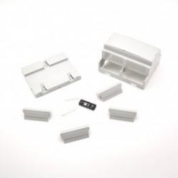 Boitier Rail DIN ventilé M6 Kit CAMDENBOSS