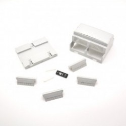 Enclosure DIN Rail vented M6 Kit from CAMDENBOSS
