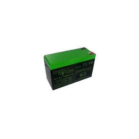 El Poder de la energía de la Batería 12V 7.2 Ah