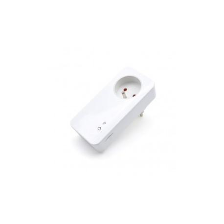 SIMPAL T40 - Socket conectado a la red GSM / radio
