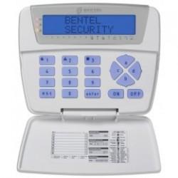BENTEL - Teclado LCD para central de alarma ABSOLUTA