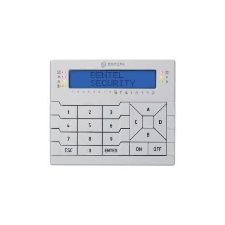 BENTEL - tastatur-Tastatur-LCD-leser für zentrale alarm ABSOLUTA