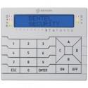 BENTEL - LCD Tastiera lettore di badge, per centrale di allarme ABSOLUTA