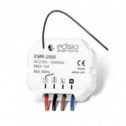 EDISIO - Empfänger 868,3 MHz ein - / aus - / Timer - MAX 10A