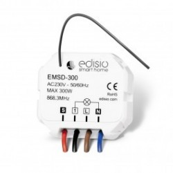 EDISIO - Receiver 868,3 MHz on / Off / Dimmer