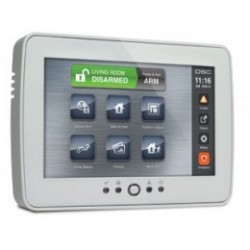 NEO DSC - Teclado táctil para la alarma NEO