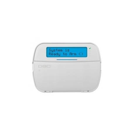 Alarme NEO DSC - Clavier LCD radio HS2LCDWFP avec lecteur de badge