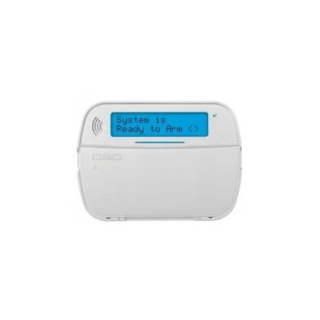 NEO PowerSeries DSC Tastiera LCD radio HS2LCDWFPV con la voce e di un lettore di badge