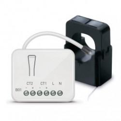 ZIPATO PAB01 - módulo de Micro medidor de energía Z-wave Más