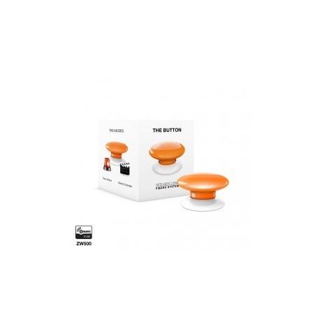 FIBARO - Botón de comando, El Botón Z-Wave Plus orange