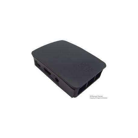 FRAMBUESA PI3 - caja para Raspberry Pi 3 negro / gris