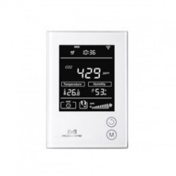 MCOHOME - Sensor, feuchtigkeit, temperatur und Co2 mit display Z-Wave Plus