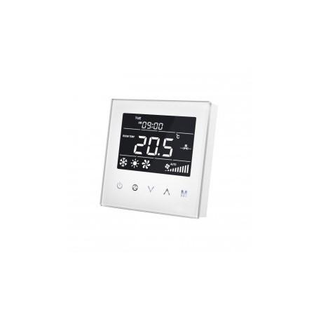 MCOHOME - Thermostat für ventilatorkonvektor bei 2-rohr Z-Wave Plus