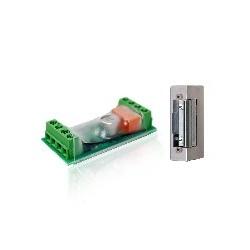 POPP - Controlador electrónico de la cerradura de la puerta de Z-Wave Más
