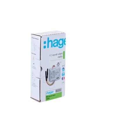 Hager - Kit viene e va senza neutro TRM150M