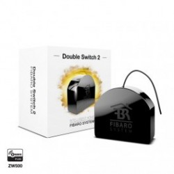 FGS-223 - Fibaro Micro module double switch z-wave more