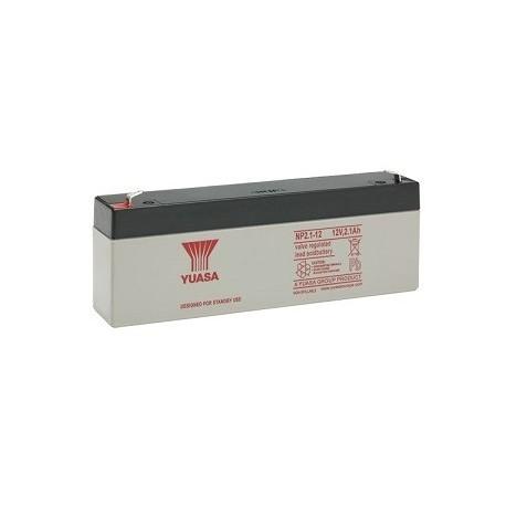 Yuasa - Batterie 12V 2.1AH