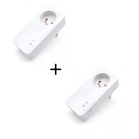 SIMPAL - Pack socket conectado a la red GSM / radio T40