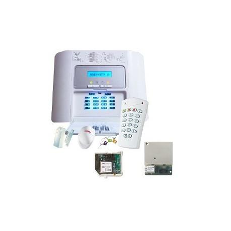 Powermaster - Pack de alarma Powermaster30 GSM / IP, Visonic