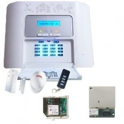 PowerMaster - Alarme PowerMaster 30 Visonic NFA2P GSM/ IP