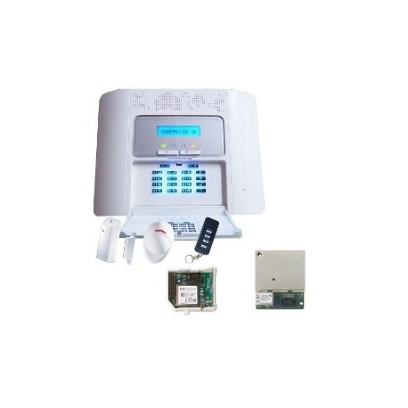 Powermaster - Alarme Powermaster30 Visonic NFA2P GSM/ IP