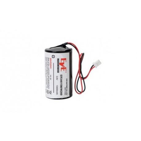 Lithium battery Visonic - lithium Battery 3.6 v 3.5 Ah