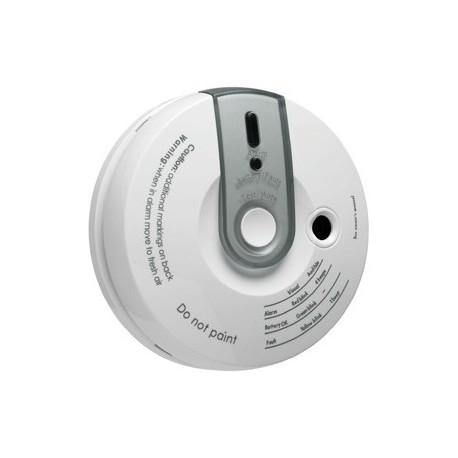 PG8913 DSC - Détecteur de fumée et de chaleur Wireless Premium