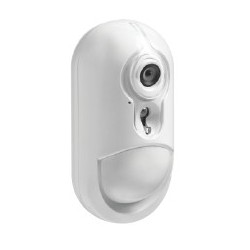 PG8934P DSC Wireless Premium - Rilevatore di fotocamera con immunità agli animali per centrale di allarme Wireless Premium