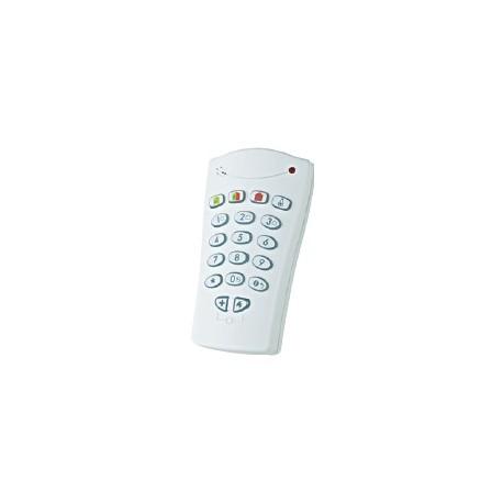 WK141 DSC Inalámbrico Premium Teclado para central de alarma Inalámbrica Premium