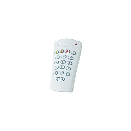WK141 DSC-Wireless Premium - Tastatur für zentrale alarm Wireless Premium