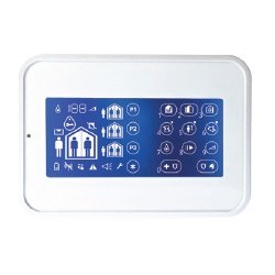WK160 DSC-Wireless-Premium - touch-Tastatur für zentrale alarm Wireless Premium