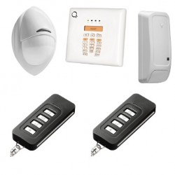 Alarm DSC Wireless Premium - Pack alarm Wireless Premium PowerG
