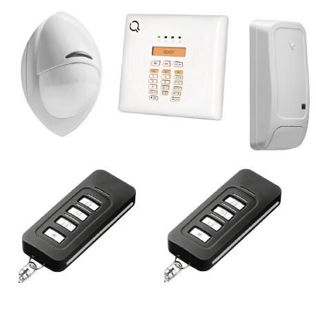 Allarme DSC Wireless Premium - Pack di allarme Wireless Premium PowerG