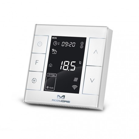MCOHOME MH7-EH - Thermostat for electric heating of the Z-Wave More