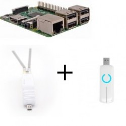 Raspberry RfPlayer - Raspberry Pi-3 mit RfPlayer