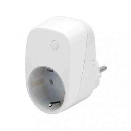 ZIPATO PAN16 - Jack interruptor de Z-wave Plus con la medida de la energía