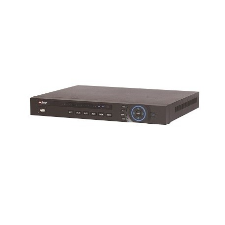 Dahua NVR4216 - Recorder vidéosurevillance digital 16 channel 200Mbps