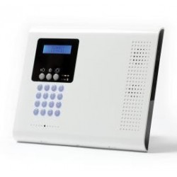 Central alerme Iconnect NFA2P wireless with LCD keypad