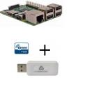 Raspberry Pi3 Z-Wave Plus Everspring SA413