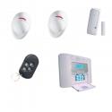 La alarma de la casa PowerMaster 30 De Visonic KIT de la carcasa 2