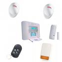 La alarma de la casa inalámbrico PowerMaster 30 De Visonic NFA2P