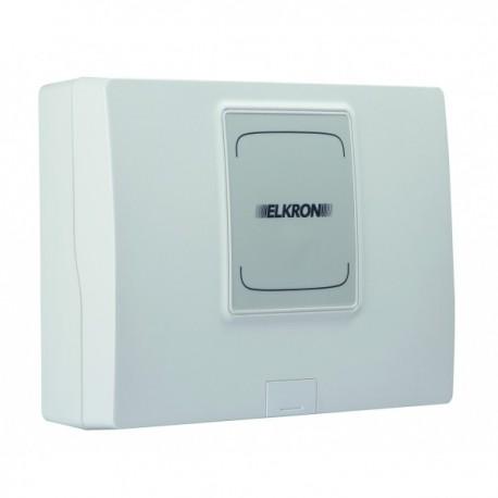 Elkron UMP500/4 - Zentrale alarm kabelgebunden angeschlossen