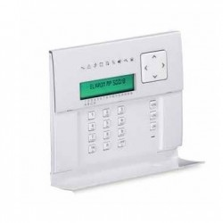 Elkron UKP500D/N - Tastiera LCD per centrali di allarme UMP500