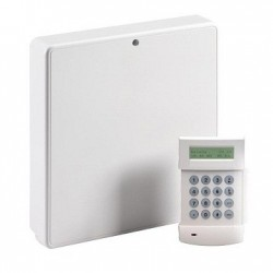Central alarm Galaxy Flex20 - Central alarm Honeywell 20 zones with keyboard