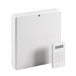 Central alarm Galaxy Flex 20 - Central alarm Honeywell 20 zones with keyboard and GSM