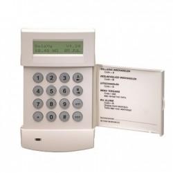 Teclado LCD Keyprox MK7 Honeywell para la central de alarma de la Galaxia