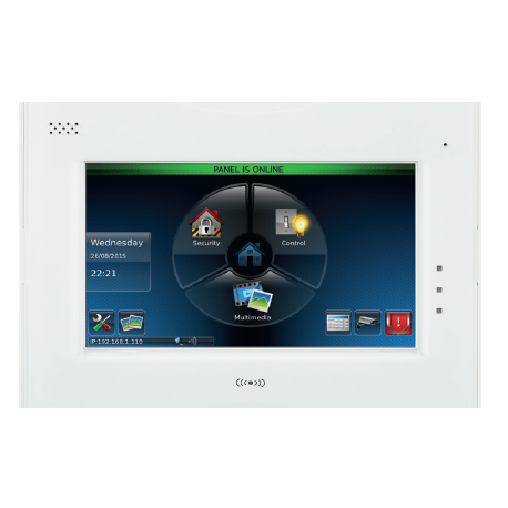 Galaxy Touch Center Plus Honeywell - touch Tastiera per Galaxy
