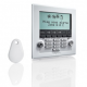 Somfy alarma - Teclado LCD con lector de placas de identificación