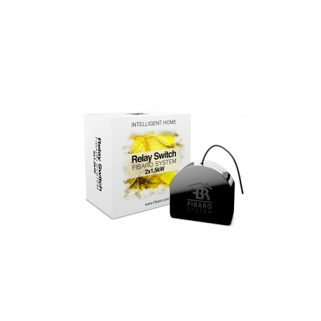 FIBARO FGS-222 - Module commutateur double Z-Wave