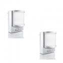 Somfy alarme maison - Lot de 2 détecteurs de mouvement